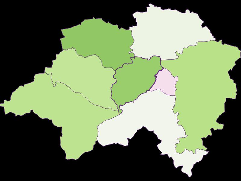 Settlement in Eschenau