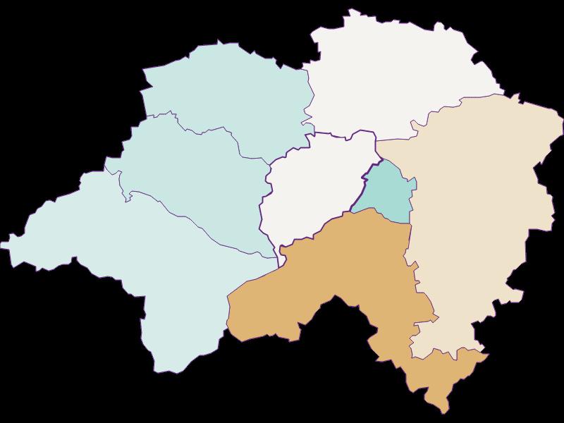 Population development 1900-2018 | Eschenau