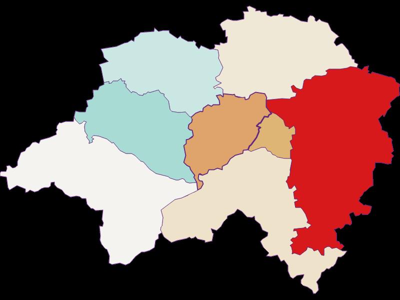 Population development since 2011 in Eschenau