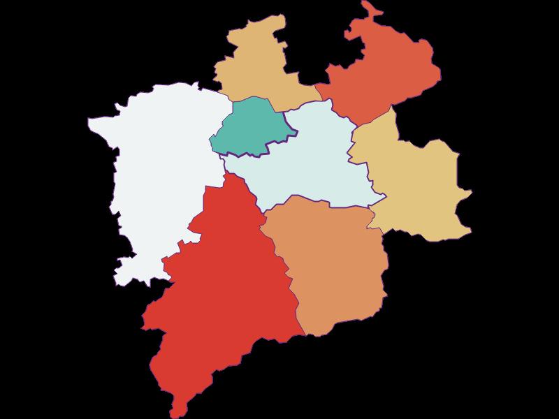 Демография с 1869 года в Hainfeld