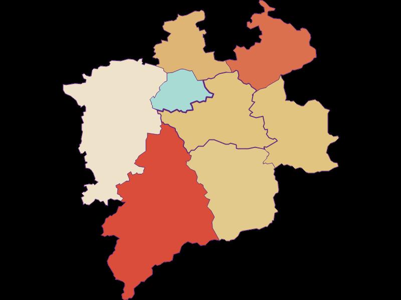 Демография с 1900 года в Hainfeld