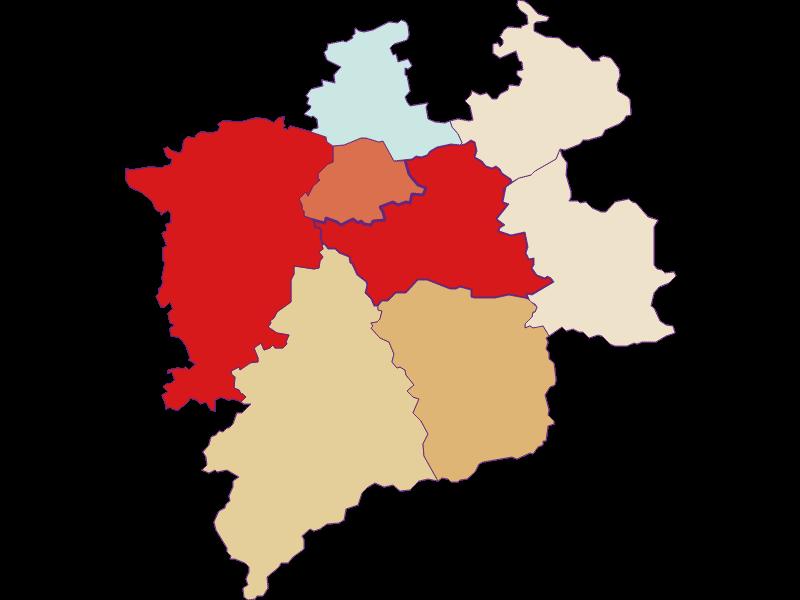 Демография с 2011 года в Hainfeld