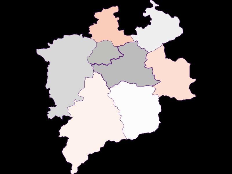Фермеры (сравнение по Фед. землям) в Hainfeld