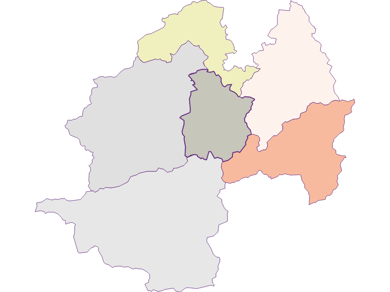 Farmers (comparison to federal state) in Hohenberg