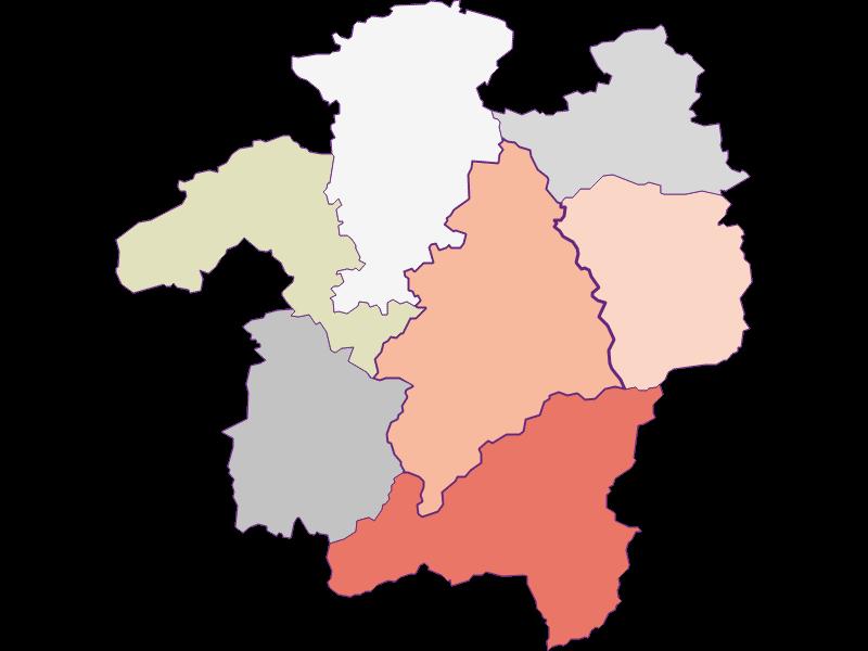 Farmers (comparison to Austria) in Kleinzell