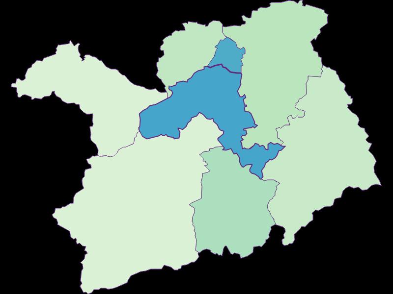 Fremdenanteil in Lilienfeld