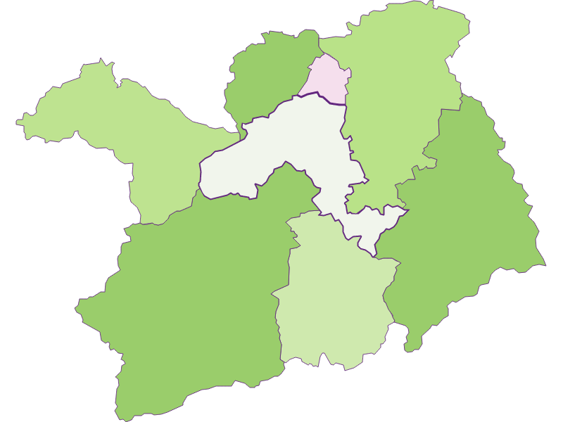 Besiedlung in Lilienfeld