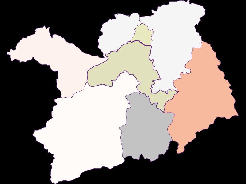 Landwirte (Österreich-Vergleich) in Lilienfeld
