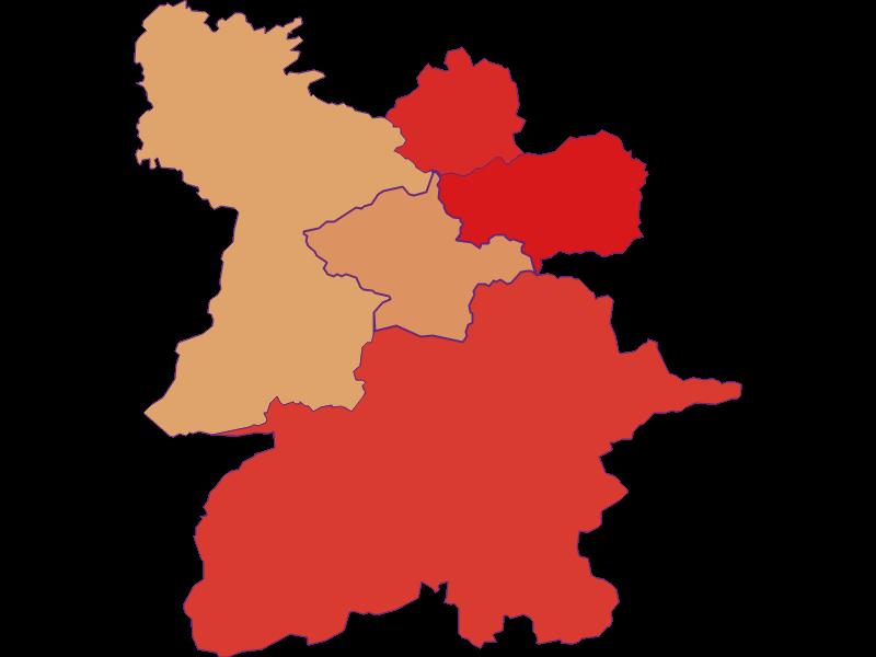 Демография с 1869 года в Mitterbach am Erlaufsee