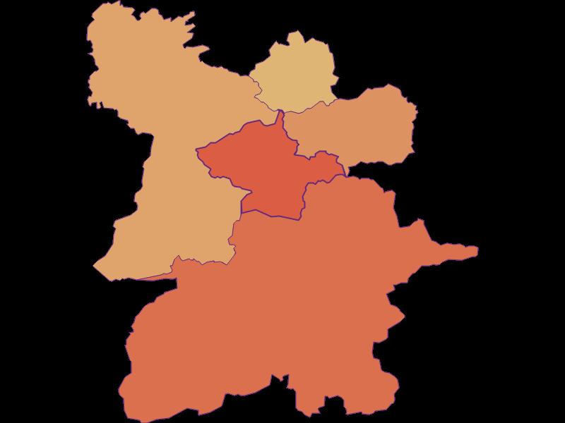 Демография с 2011 года в Mitterbach am Erlaufsee