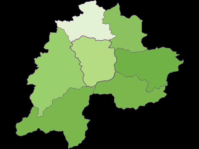 Заселенность в Ramsau