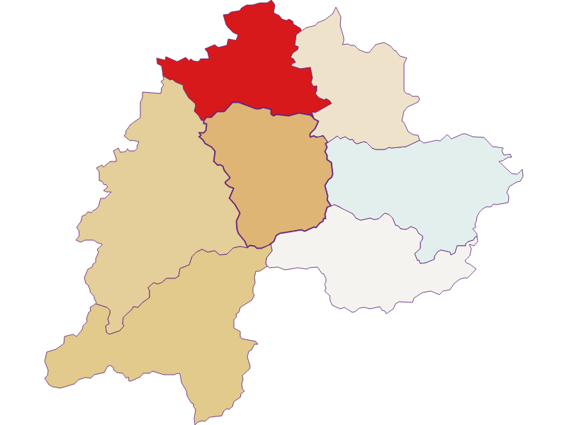 Демография с 2011 года в Ramsau