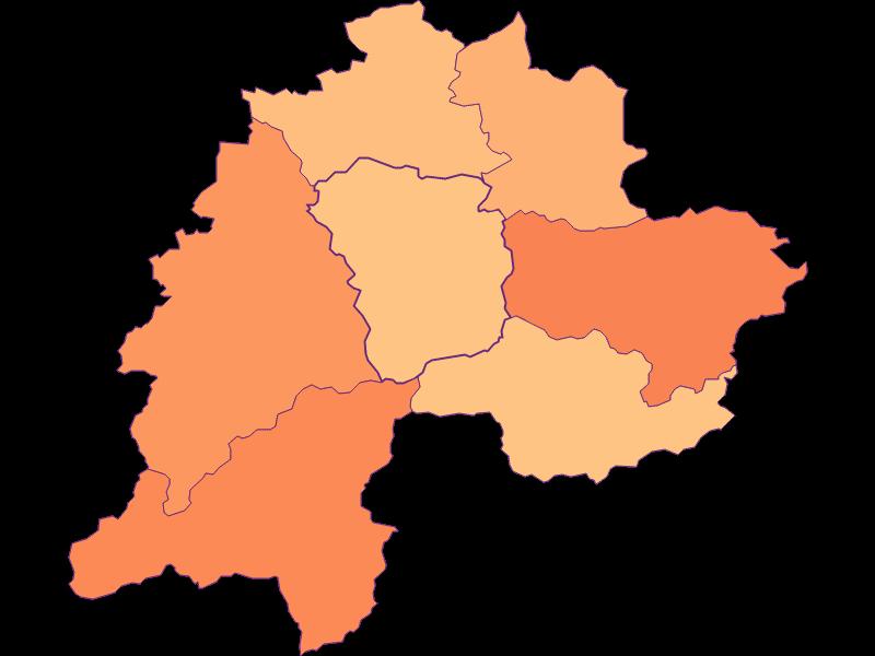 Размер домохозяйства в Ramsau