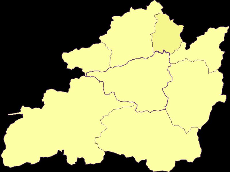 Population density in St. Aegyd am Neuwalde