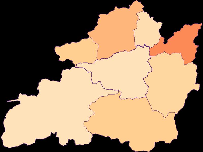 Household size in St. Aegyd am Neuwalde