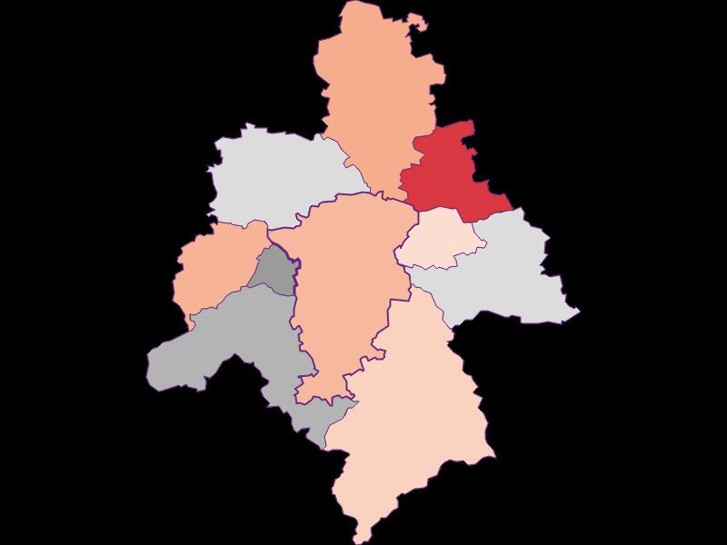 Занятость в St. Veit an der Gölsen