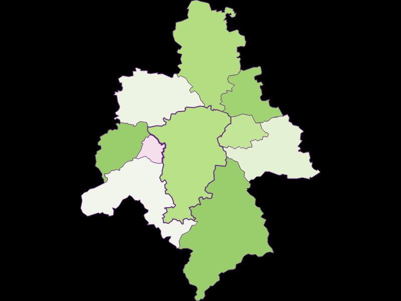 Заселенность в St. Veit an der Gölsen
