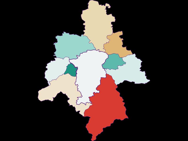 Демография с 1869 года в St. Veit an der Gölsen