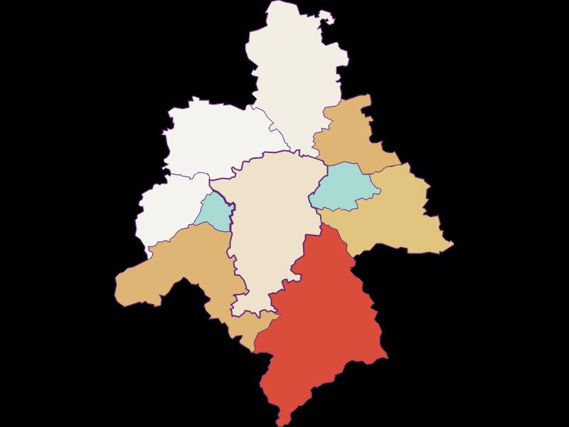 Демография с 1900 года в St. Veit an der Gölsen