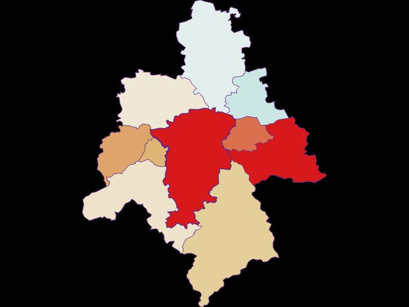Демография с 2011 года в St. Veit an der Gölsen