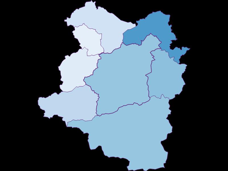 Unemployment in Türnitz
