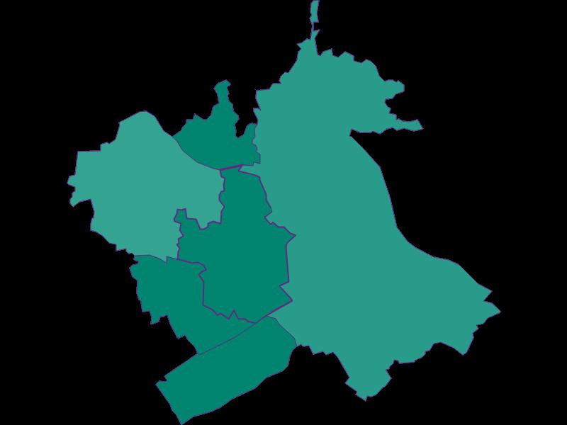 Прирост населения за 1869-2018 | Leonding