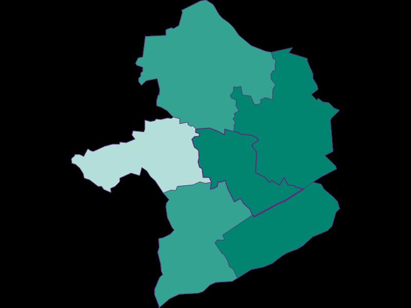 Population development 1869-2018   Pasching