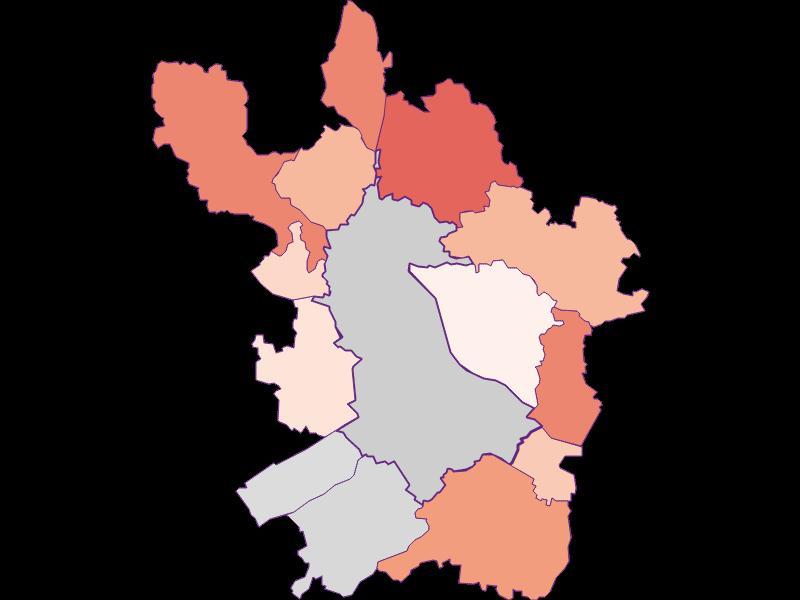 Занятость в Linz