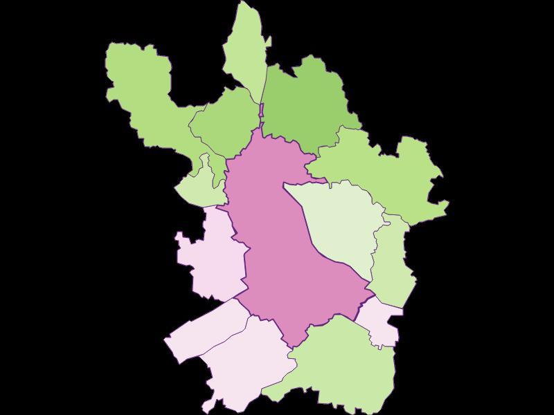 Заселенность в Linz