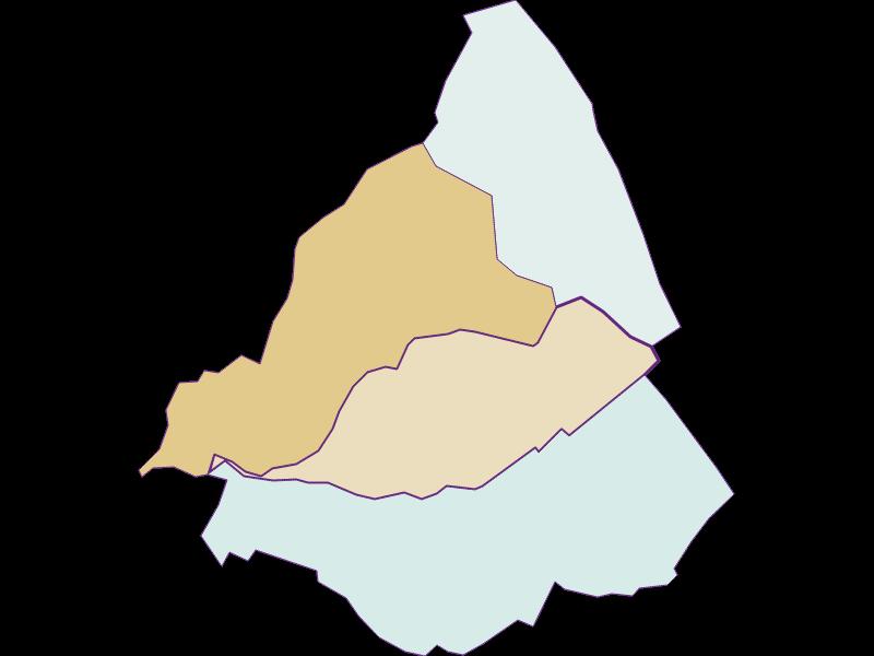 Population development since 1869 in Baumgarten