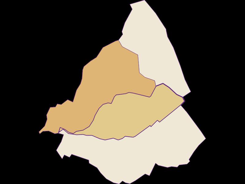 Population development since 1900 in Baumgarten