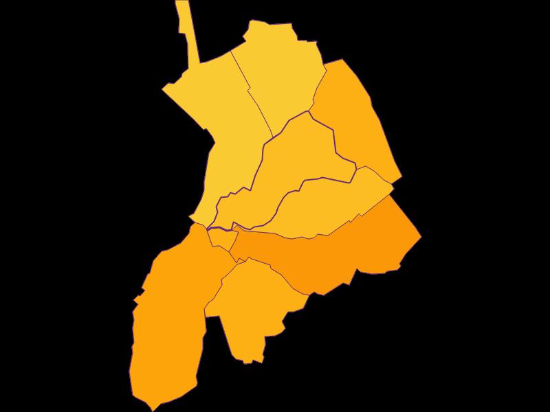 Плотность населения в Draßburg