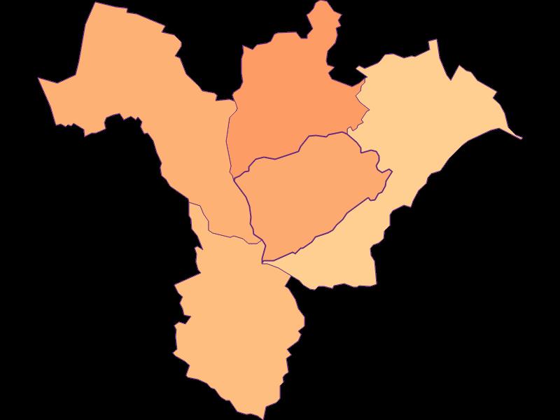 Размер домохозяйства в Forchtenstein