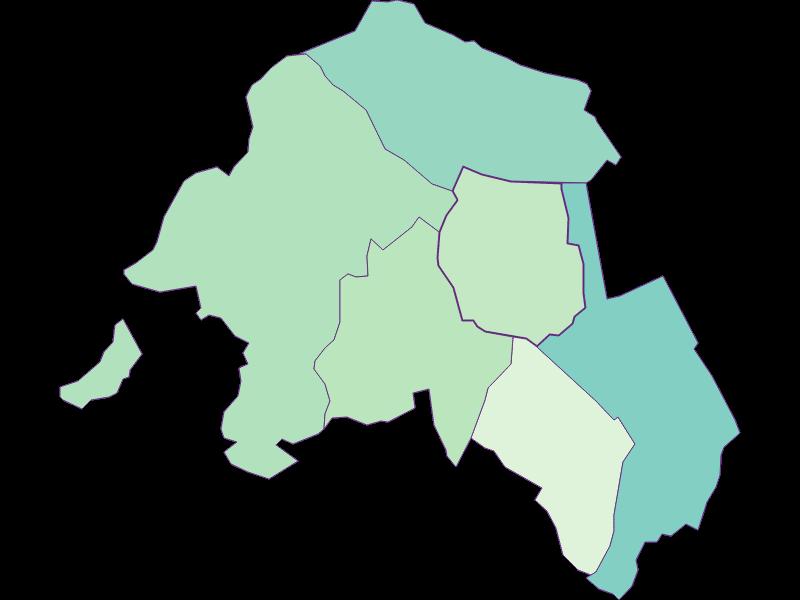 Доля иностранцев в Krensdorf