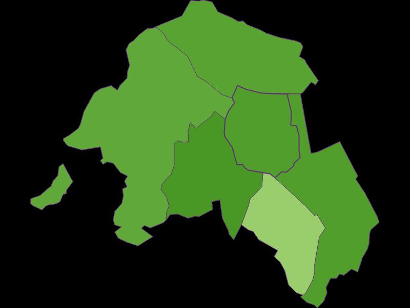 Settlement in Krensdorf