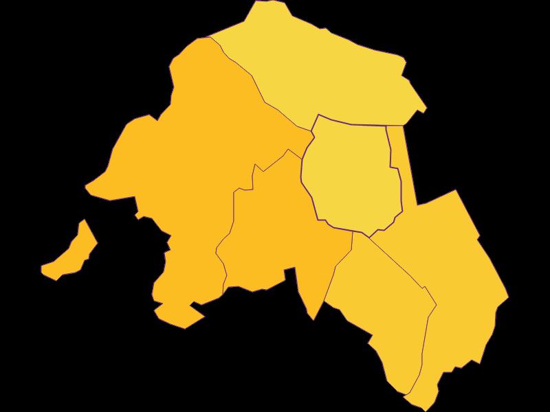 Плотность населения в Krensdorf