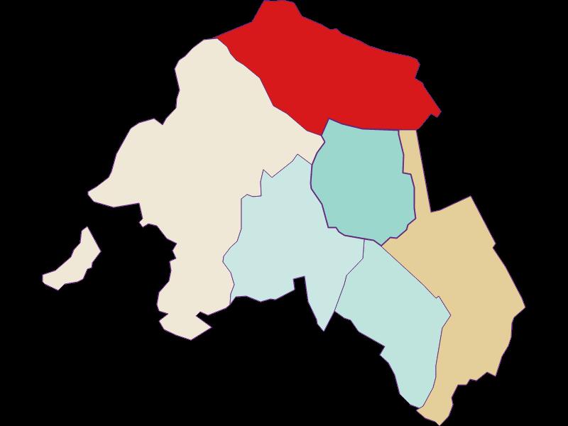 Population development since 2011 in Krensdorf