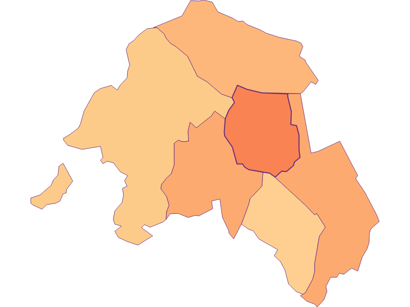 Household size in Krensdorf