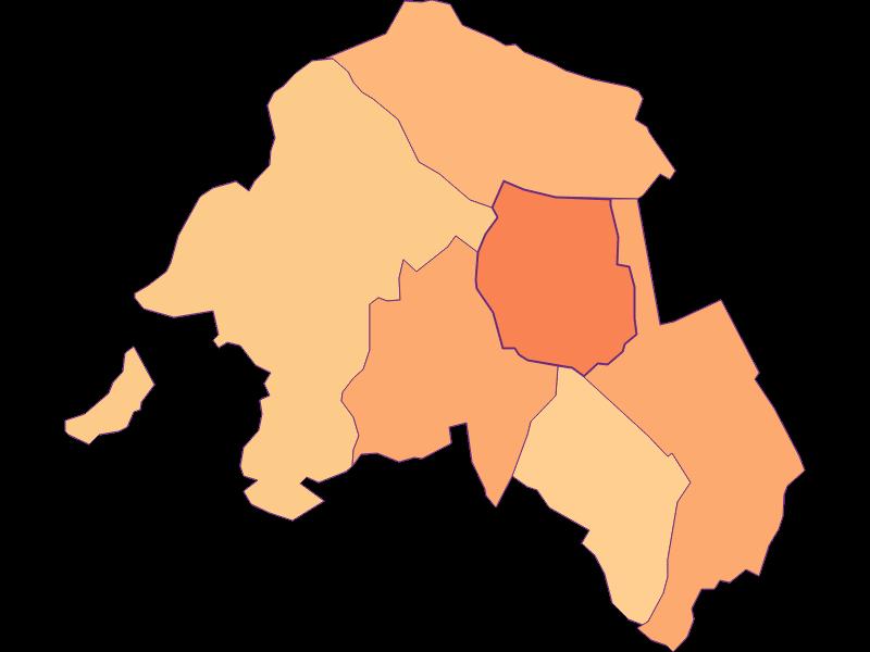 Размер домохозяйства в Krensdorf