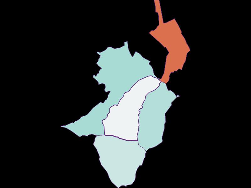 Population development 1869-2018 | Marz