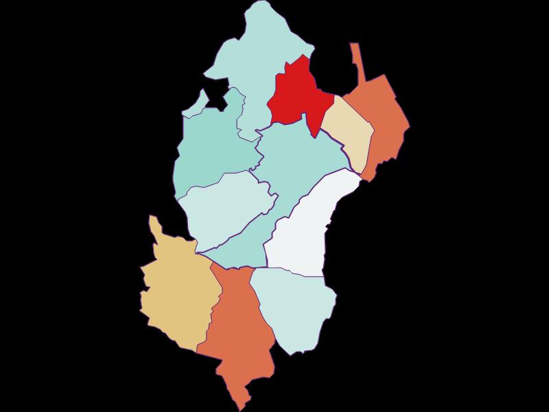 Population development 1869-2018 | Mattersburg