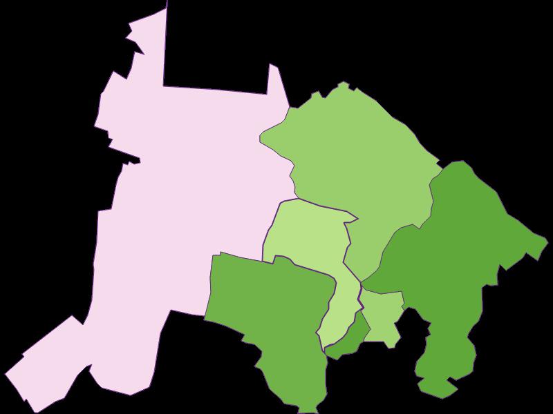 Заселённость | Neudörf
