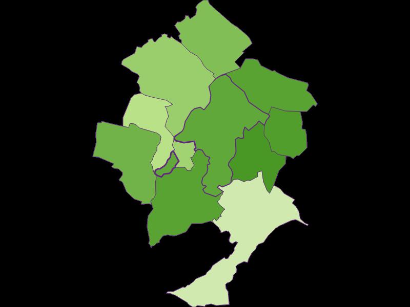 Заселенность в Pöttsching