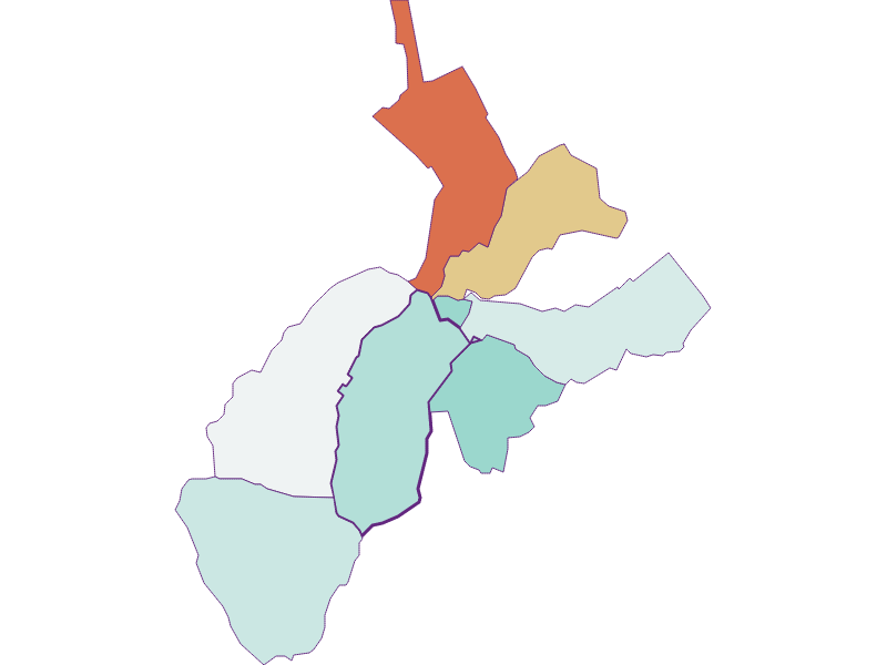 Population development since 1869 in Rohrbach bei Mattersburg