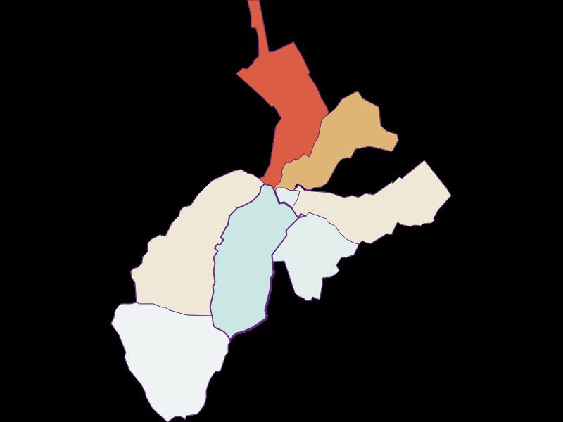 Population development since 1900 in Rohrbach bei Mattersburg