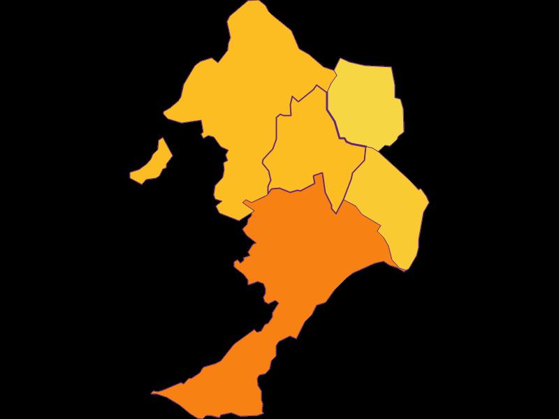 Плотность населения в Sigleß