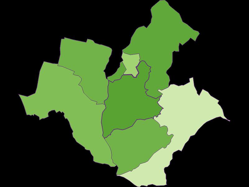 Settlement in Wiesen