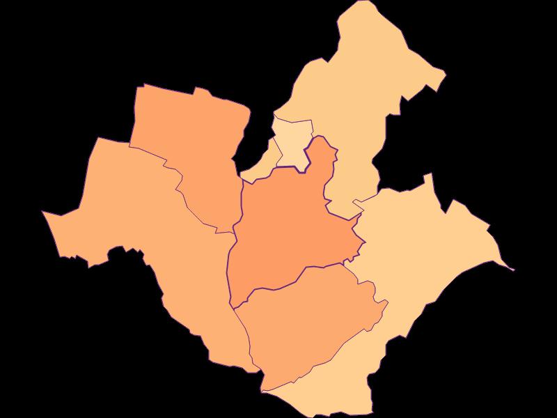 Размер домохозяйства в Wiesen