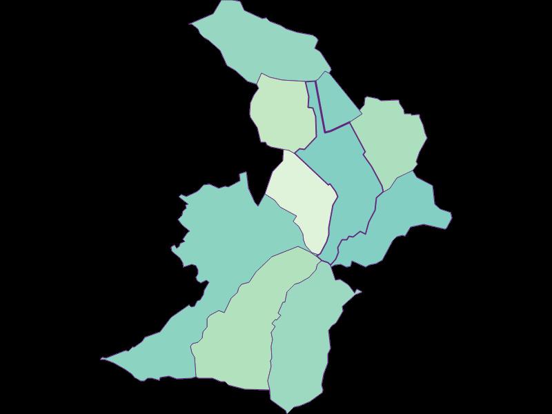 Share of foreigners in Zemendorf-Stöttera