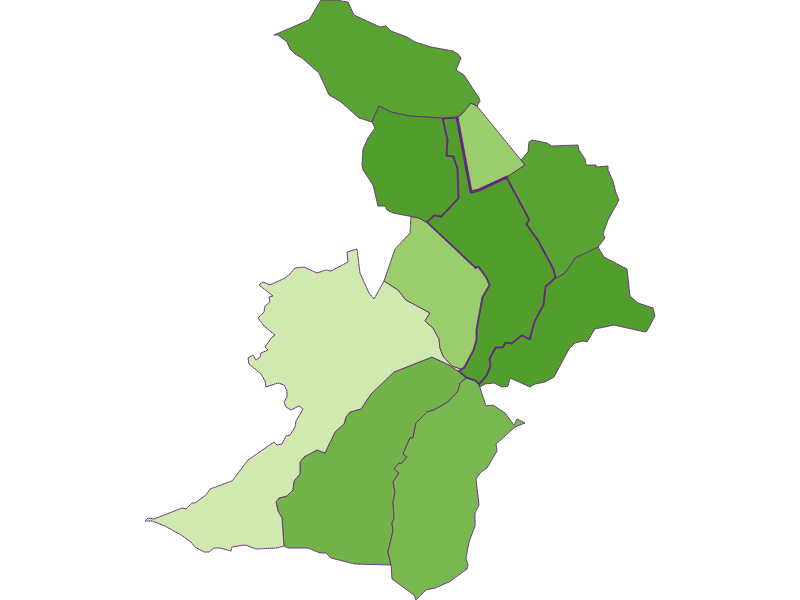 Settlement in Zemendorf-Stöttera